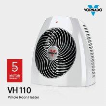 [AR체험]공기순환 히터 온풍기 VH-110 VH110 화이트