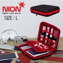 니온 디지털파우치/L NION-L [다양한 디지털소품 안전 보관 / 스마트 기기 보호 및 보관]
