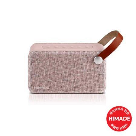 블루투스 스피커 HIMSPK-W0011 (러블리 핑크)