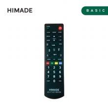 무설정 TV리모콘 HIMRMC-L001 [ 삼성, LG 지원 ]