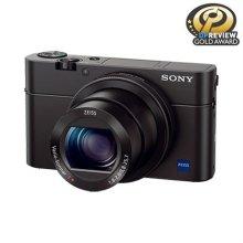 사이버샷 RX100/RX1004 하이엔드 카메라[블랙][DSC-RX100M4]