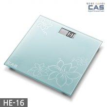플라워디자인 디지털 체중계 HE-16 (민트)