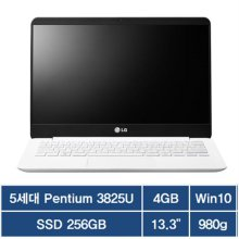 (지점전시상품) 33.8cm 노트북 그램 13Z950-L.AR1SK [5세대 펜티엄 3825U / 4GB / SSD 256GB / 인텔 HD Graphics]