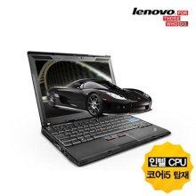 씽크패드 테라급 노트북 LNV-X201H1K/RF(S) [i5-560M / 4GB / HDD 1TB]