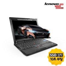 씽크패드 SSD 노트북 LNV-X201SSD120/RF(S) [i5-560M / 4GB / SSD 120GB ]