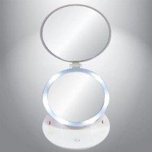 LED 전구거울 (소) HM-482