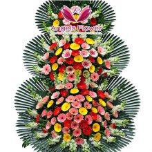 축하3단화환[일반형]