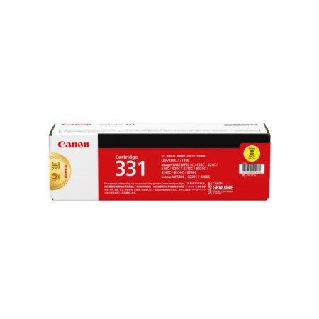[정품]캐논 컬러토너[CRG-331Y][노랑][1,500매/호환기종:LBP-7110,LBP-7100,MF8230,MF8240,MF8280,MF8284]