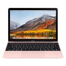 맥북 12형 Intel i5 512GB 로즈골드 Macbook 12형 Intel i5 512GB RoseGold (2017) [클리어런스]