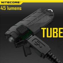 나이트코어 LED 후레쉬 TUBE 45루멘 Li-ion battery