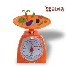 주부저울 2kg