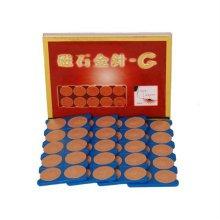 금 자석침G 1박스(40개) 고급형 01. 자석침 S