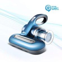 무선 침구청소기 세트 GWELL1200 (네이비, 1200, UV)