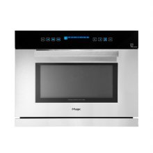 복합 스팀 오븐 EON-B401SA (40L, 자동 요리 기능, 클린 시스템)