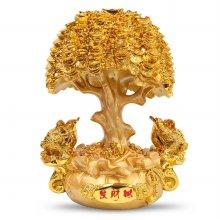 (풍수용품)황금돈나무/복/돈을부르는/집들이/개업선물 _황금돈나무