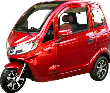 전기자동차 DE102 RED