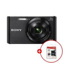 사이버샷 DSC-W830 컴팩트카메라+파우치+32G SD카드 패키지[DSC-W830]