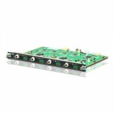 4포트 3G-SDI 입력 슬롯
