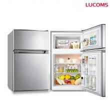 소형 냉장고 R90M1-G (90L, 메탈)