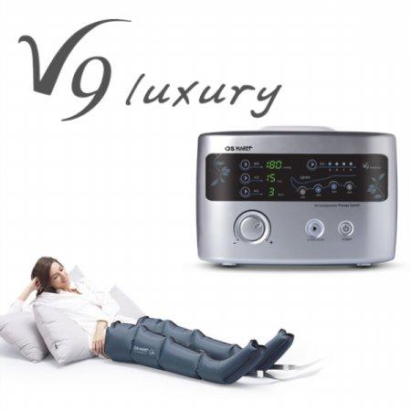 사지압박순환장치 공기압 마사지기 V9 (다리커프2개)
