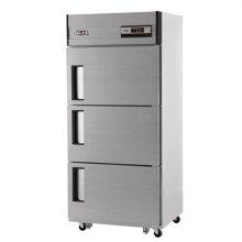 30 올스텐 3문 냉동/냉장 아날로그 UDS-30RFAR-3S