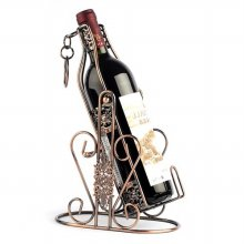 빈티지 각도조절 엔틱스타일 와인거치대(1P)