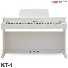 [예약 4/29 순차배송][L.POINT 1만점] 영창 디지털피아노 KT-1/ KT1(화이트)전자피아노[착불 3.5만]