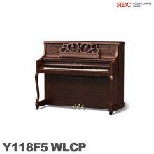 영창 피아노 Y118F5 WLCP