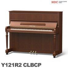 영창 피아노 Y121R2 CLBCP