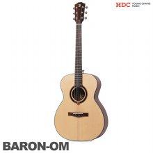 영창기타 BARON-OM