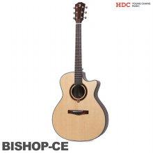 영창기타 BISHOP-CE