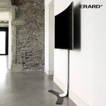 벽을 뚫지않는 TV 스탠드 스탠드잇400 (65까지 적용)