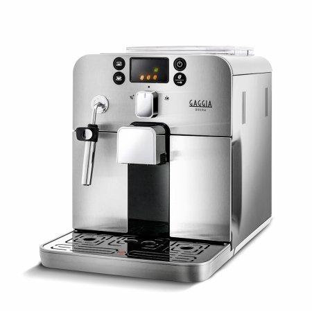 [공식판매점][AR체험] 브레라 실버 전자동 에스프레소 커피머신 SUP037RG