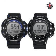 SK329B/남성/디지털 전자시계