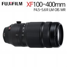XF 100-400mm F4.5-5.6 R LM OIS WR 렌즈
