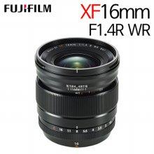 XF 16mm F1.4R WR 단렌즈