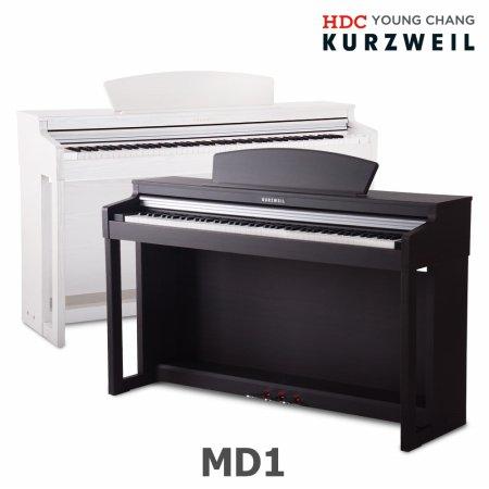 디지털피아노 MD-1/MD1 (화이트/로즈우드)