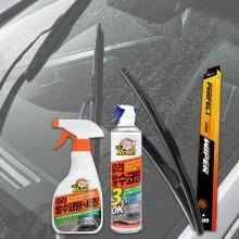 비오는 날에도 끄떡없는 차량용품 모음 [발수코팅/와이퍼/우산걸이]