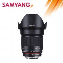 삼양렌즈/24mm F1.4 ED AS IF UMC/니콘AE