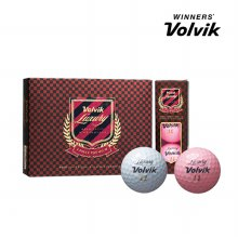 볼빅 럭셔리볼 Luxury 12구 골프볼 골프용품 화이트