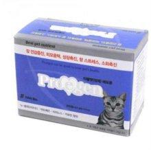 프로이젠(타블렛)200정 고양이전용-장 영양제 W240E40