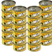 미아오캔치킨+참치(촉촉한그레이비타입)24개1박스 W21E7E1