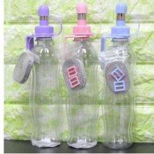 쥬펫 휴대용 물병 360ml(색상임의배송) 애완용품 W21E589