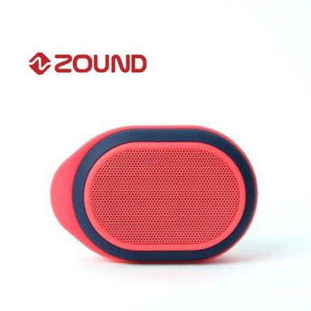 블루투스 포터블 방수 스피커[레드][Z3]