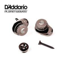 Daddario Universal Strap Lock / 유니버셜 스트랩락 블랙 (PW-SLS-01)
