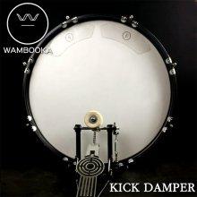 Wambooka Kick Damper / 베이스드럼 뮤트젤 (KDSP)