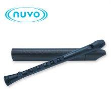 Nuvo Recorder Plus  - Black / Black 저먼식 리코더 (N320RDBBK-G)