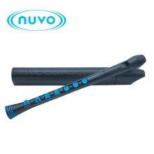 Nuvo Recorder Plus  - Black / Blue 저먼식 리코더 (N320RDBBL-G)