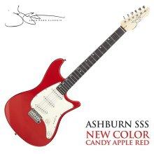 John Page Classic Ashburn SSS / Candy Apple Red (Rosewood) 존 페이지 클래식 일렉기타