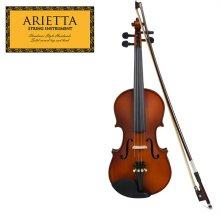 교육용 바이올린 특가 Arietta 아리에타 ASN-490 바이올린 1/4 사이즈 (무광)